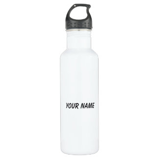 Personalized (Choose Size, Color,) 710 Ml Water Bottle