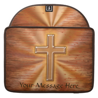 Personalized Christian MacBook Pro Cases Cross Sleeve For MacBooks