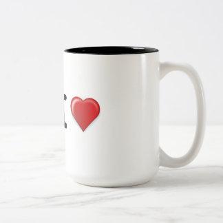 Personalized Coffee Mug Hot Beverage Mug