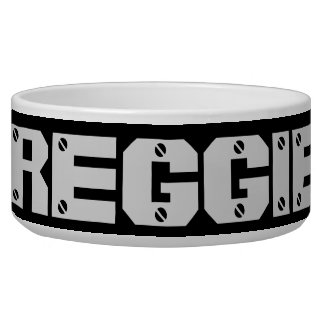 Personalized Doggy Bowl