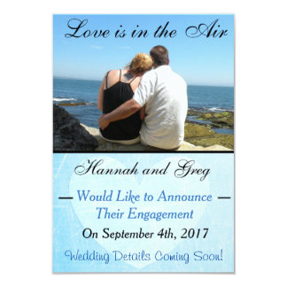 Personalized Engagement Announcement