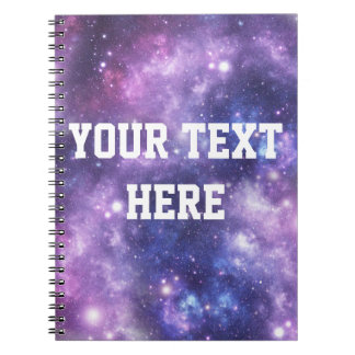 Personalized Galaxy Note Book