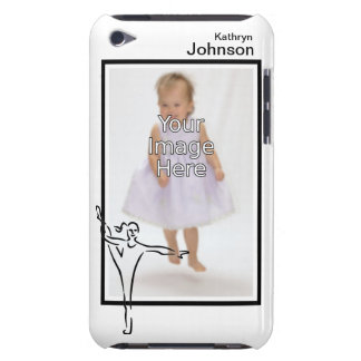 Personalized Gymnastics iPod Touch Case