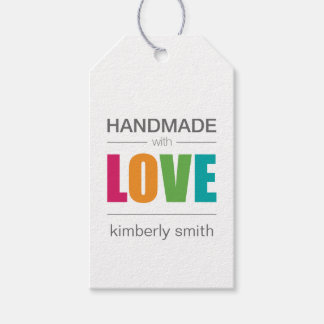 Personalized Handmade with Love