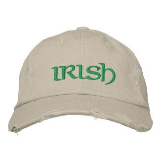 Personalized Irish Feck Embroidered Cap