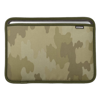 Personalized Light Camouflage Macbook Sleeve