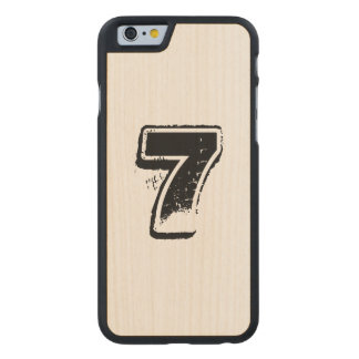 Personalized maple jersey case