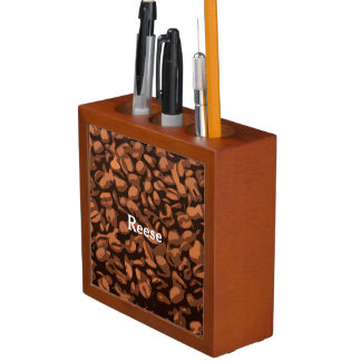 Personalized Modern Coffee Bean Organizer