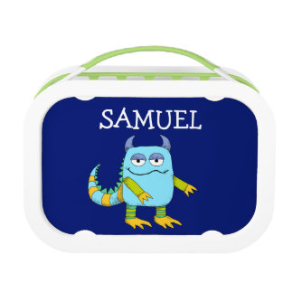 Personalized Monster Yubo Lunchbox