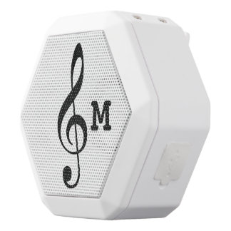 personalized musical note / treble clef