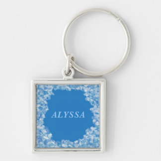 Personalized Name Key Ring