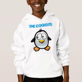 Personalized Penguin Cartoon