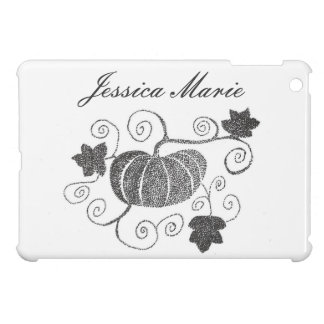 Personalized Pumpkins Case For The iPad Mini