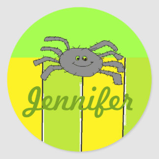 Personalized sticker for Jennifer