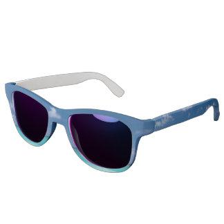 Personalized Sunglasses Midnight Mirror Photo