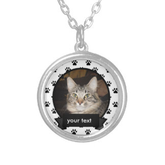 Personalized Your Pet Cat Necklace