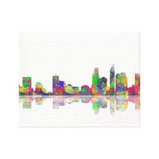 Perth  WA Skyline Canvas Print