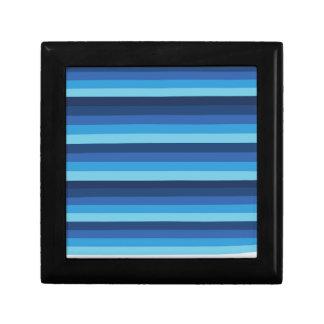 peru blue gift box