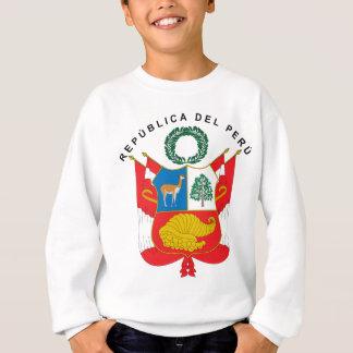 Peru Coat Of Arms Sweatshirt
