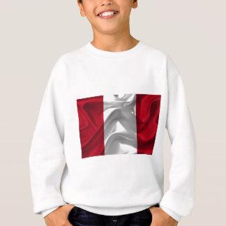 peru-Flag Sweatshirt