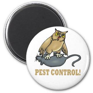 Pest Control Magnet