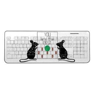 Pest Wireless Keyboard