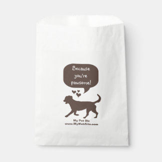Pet Business Goodie Bags Favour Bags