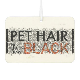Pet Hair is the New Black