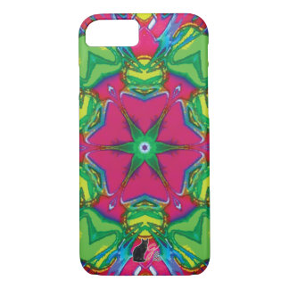 Petals Kaleidoscope iPhone 8/7 Case