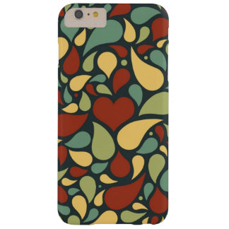 Petals Pattern iPhone 6/6s Plus, Barely There Barely There iPhone 6 Plus Case