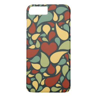 Petals Pattern iPhone 7 Plus, Barely There iPhone 8 Plus/7 Plus Case