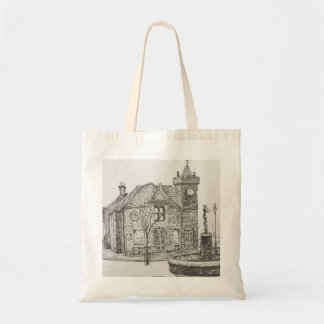 Peter Pan Statue Kirriemuir Scotland 2007 Tote Bag