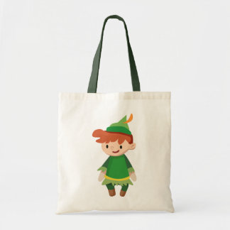 Peter Pan Tote Bag