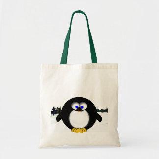 Peter Penguin Tote Bag