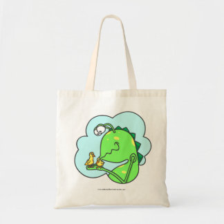 Peter & the Closet Monster, duck kisses Tote Bag