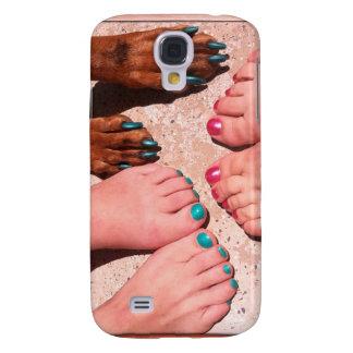 Peticure - Pedicure Spa Day Galaxy S4 Case