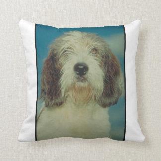 Petit Basset Griffon Vendeen Dog Pillow
