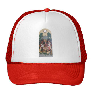 Petro Kholodny - Icon The Christianization of Rus Trucker Hat