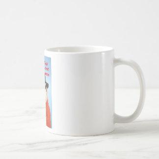 Pets Dog Secret Admirer Valentine Jitka Coffee Mugs