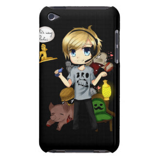 PewDiePie Case-Mate iPod Touch Case