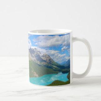 Peyto Lake in Banff National Park Alberta Canada Coffee Mug