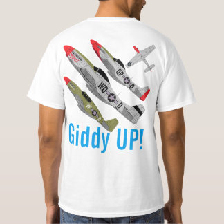 Pfive1 Giddy UP! T-Shirt