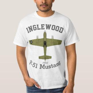 Pfive1 P-51 Mustang Inglewood T-Shirt