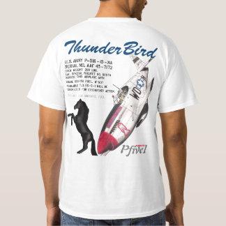 Pfive1 P-51B ThunderBird T-Shirt