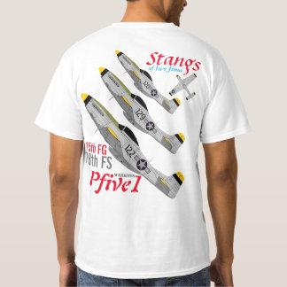 Pfive1 Stangs of Iwo Jima 78th FS T-Shirt
