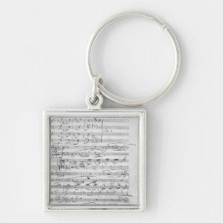 Phantasiestucke, Opus, for piano Key Ring