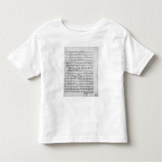 Phantasiestucke, Opus, for piano Tee Shirt