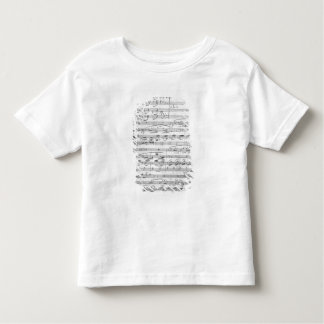 Phantasiestucke, Opus, for piano Toddler T-Shirt