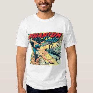 Phantom Lady #3 Comic Book Cover T-Shirt