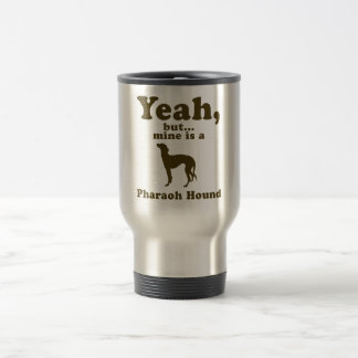 Pharaoh Hound Travel Mug